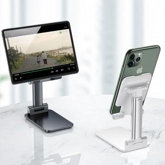 폴딩형 접이식 핸드폰거치대 폰거치대 휴대폰 태블릿 스마트폰 거치대 탁상용 스탠드형 폴더형