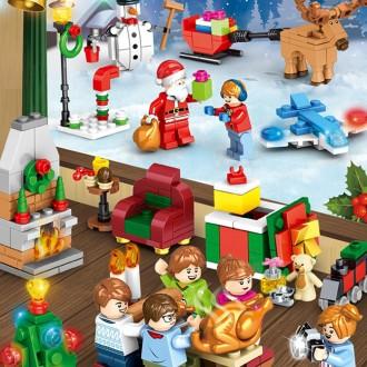 크리스마스피규어블럭 산타블럭 레고호환 달란트 장난감선물 크리스마스선물