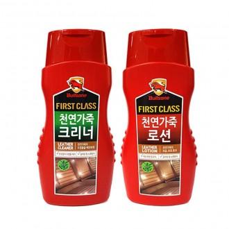 불스원 천연가죽 로션/크리너