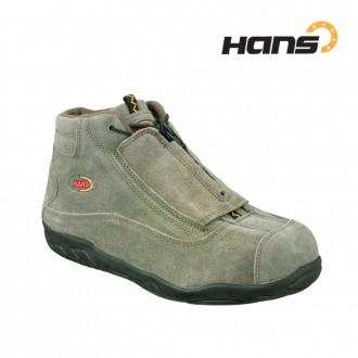 한스 안전화 HS-28-1 6인치 비계화 특허 작업화
