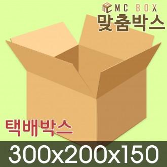 택배박스 포장박스 300x200x150 (120장) / A-992