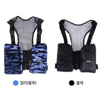 알티엑스 레저조끼 여름 낚시 가방 군용 멀티 택배