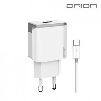 드리온 USB 9V 급속 QC 3.0 가정용 충전기(C타입)