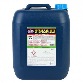 유한락스 바닥청소용 세제18kg 살균세척표백악취제거