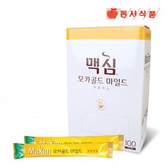 동서식품 맥심 모카골드 마일드커피믹스