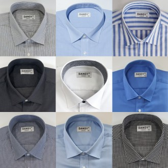 와이셔츠 일반핏 드레스 정장 레귤러 셔츠 남방 정장셔츠 남자 남성 정장핏 박스핏 빅사이즈 추석 선물