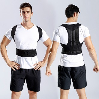 크로스어깨보정밴드 바른자세 몸매보정 자세보정 벨트 어깨보호대 어깨벨트
