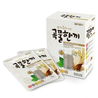 태광식품 발아3곡이든 곡물한끼 350g(35gx10개)x5개