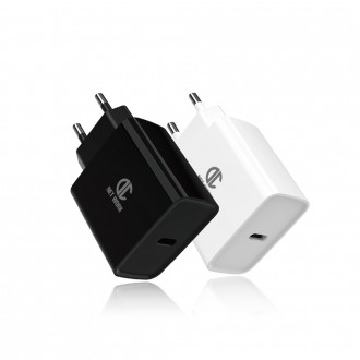 디씨네트워크 USB PD 퀄컴 고속충전 3.0 퀵차지 C타입 아이폰 8핀 충전기
