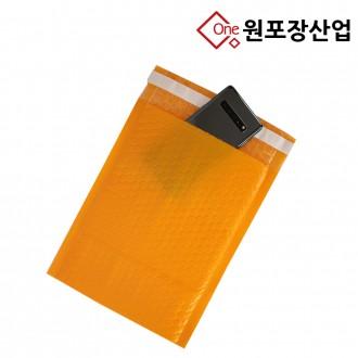 오렌지 안전봉투 29x38+4 1장