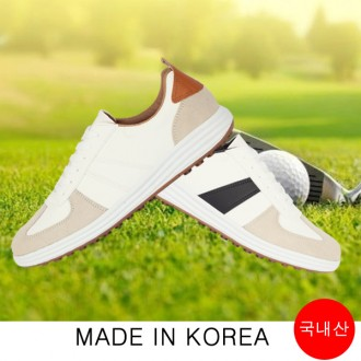 마운틴고트 H홀인원 남성골프화 신발 패션화