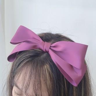 [도매하우스] 컬러 빅리본 헤어밴드 14color / 인기 핸드메이드 머리띠