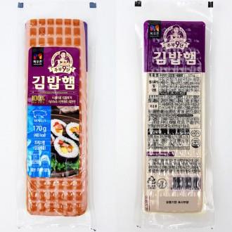 IN008 목우촌 주부9단 김밥햄 170g