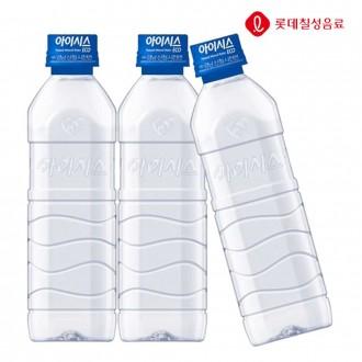 아이시스 ECO 500ml X 20개 아이시스/에코/무라벨생수/생수500/지하수/먹는샘물/친환경/물/음료