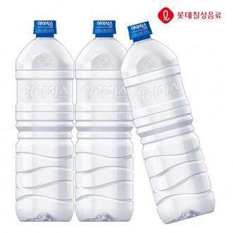 아이시스 ECO 2L X 6개 아이시스/에코/무라벨생수/생수2리터/지하수/먹는샘물/친환경/물/음료