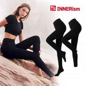 이너리즘 F/W 여성 기모레깅스 기모스타킹 유발 무발