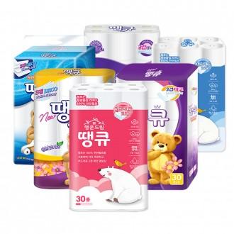 [광진산업] 화장지 모음전 두루마리휴지 천연펄프 롤휴지 화장지추천