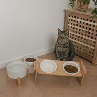 뚜또가또 고양이 높이조절 식기 모음/밥그릇/물그릇