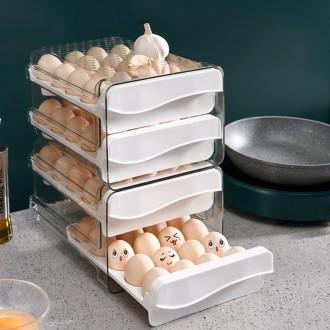 왕란 대란 특란 수납 가능 냉장고 용기 달걀보관함 계란통 40구