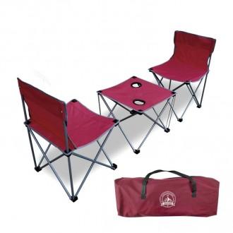 캠핑/캠핑의자세트/2인 캠핑세트/캠핑테이블 세트/휴대용 접이식 의자세트/스위스윙거/피크닉/소풍/야외