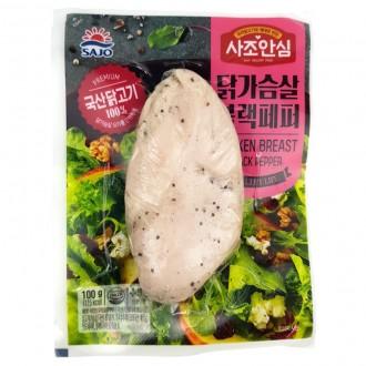 [특가]IN435 대림 닭가슴살 블랙페퍼 100g