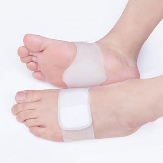 [PK] 실리콘 벨크로 발바닥 아치 교정 평발 중족골 발쿠션