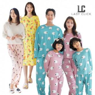 가을잠옷/커플잠옷/아동잠옷/가족잠옷/도소매/원피스/수면잠옷/파자마
