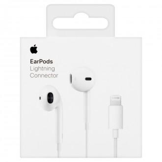 애플 아이폰 정품 라이트닝 이어폰 (박스포장)