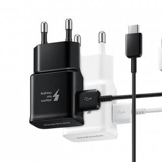 삼성 정품 고속충전기 S8 EP-TA20 화이트 블랙