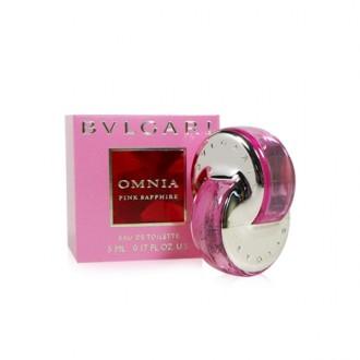 불가리 옴니아 핑크 사파이어 5ml (향수 미니어쳐)