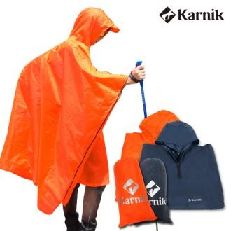 [카르닉] 완벽방수 판초우의 판쵸우의 등산 우의 비옷