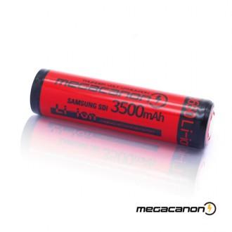 MEGACANON 3500 (보호회로)/18650 3500mAh/삼성 Cell적용/35E/KC