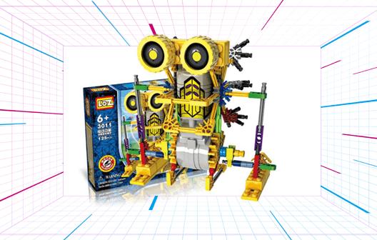 모터 작동로봇 시리즈