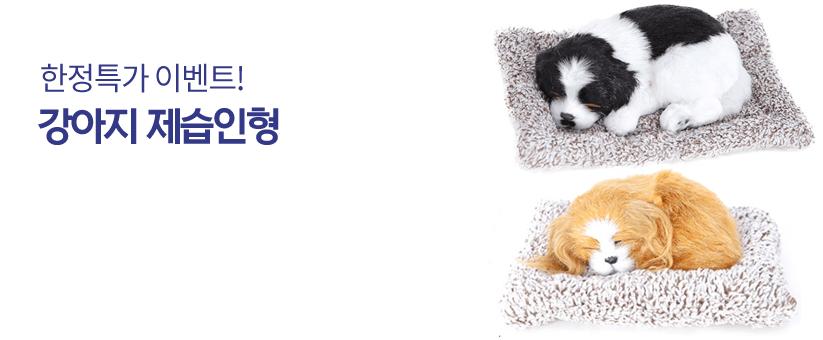 [한정특가]강아지/제습인형/차량용/활성탄/탈취제/공기정화/습기