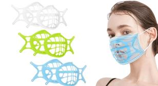 식품등급 실리콘3D 입 마스크내부 쿠션