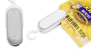 휴대용 미니 매직실링기 비닐접착기