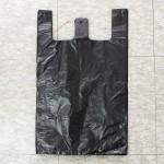 (38) 27x44cm 100p 비닐봉투-검정(3호)/시장봉투