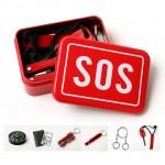 SOS 서바이벌키트(7종)/등산/구급/비상/여행