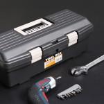 일본생산 가정 사무실 공구 부품수납 다용도 툴박스