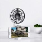 당일출고 스마트폰 클립기능 휴대용 미니선풍기 F02 탁상겸용 스마트폰선풍기 판촉선풍기 아로마선풍기