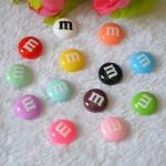 M&M 초콜릿 플라스틱 파츠 / 지비츠 엠엔엠즈 슬라임
