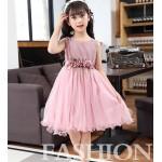민소매 선녀 드레스