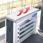 에어컨 실외기 절전커버/덮개 열차단 햇빛가리개 카바