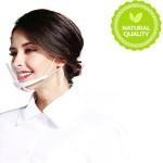 투명 위생 마스크(HM0111) 주방용마스크 투명위생마스크 급식실마스크 플라스틱마스크
