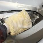 [도매큐]인조양모 양면 세차장갑/셀프손세차 다용도 워시미트 세차미트 세차용품 차량세차
