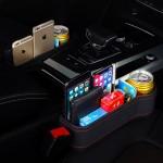 고급형 차량용 틈새 컵홀더/운전석/조수석/자동차 용품