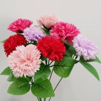 비누 꽃 카네이션 50개입 비누 꽃다발 꽃바구니 DIY 재료