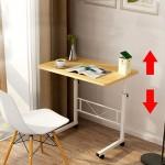 이동식 테이블 높이조절 노트북 사이드 책상 거실 쇼파 침대 침대 베드 커피