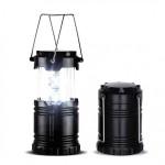 [히트템] LED 30구 슬라이딩 캠핑랜턴 후레쉬 랜턴