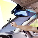 [사이즈선택] 차량용 햇빛가리개 UV 자외선 차단